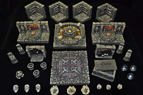 Catacombs 2 Set (Classic Resin)