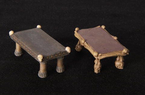 Catacombs Set 2 - Altar Set - 2 pieces (Classic Resin)
