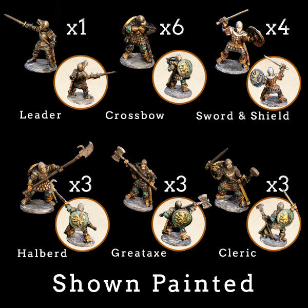 Guard Patrol - Unpainted