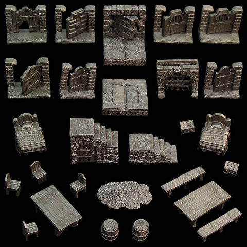 Dungeon Dressing Pack - Unpainted