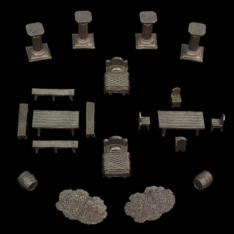 Furnishings Pack (Unpainted)