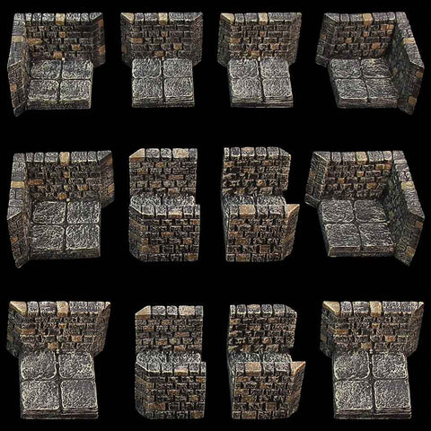 Dungeon Passage Pack #3/Assorted (Expertly Hand Painted)