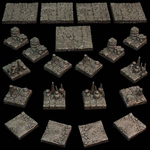 Cavern Floor Pack - Unpainted