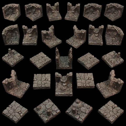 Lava Cavern Pack (Unpainted)
