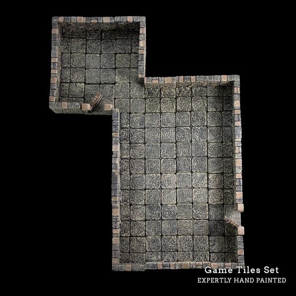 Game Tiles Set (Expertly Hand Painted)