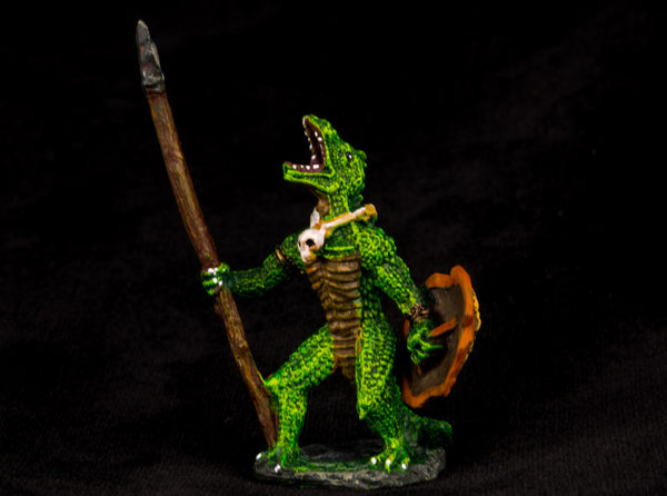 Lizardman Clan - Painted