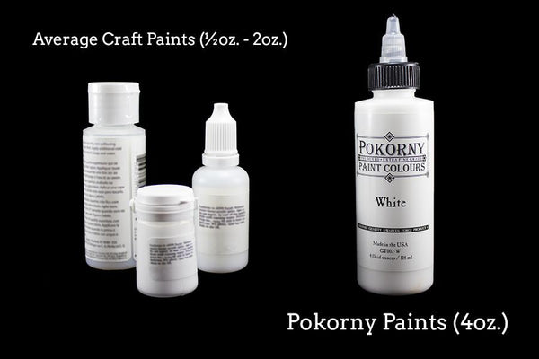 Pokorny Paint Colours (Sysuul Silver)  NEW!