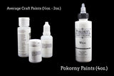 Pokorny Paint Colours (Earth Stone)