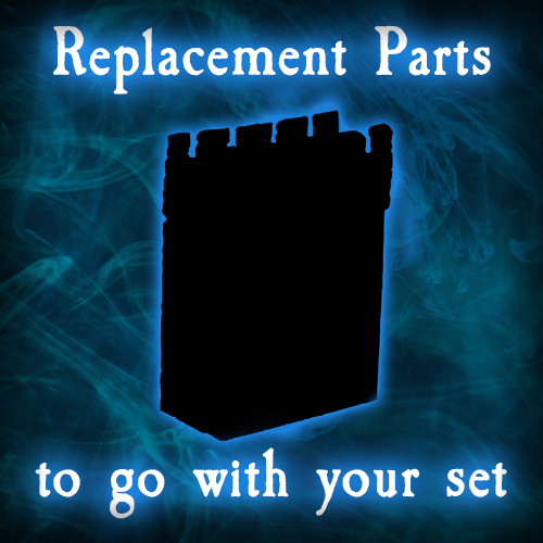 Necromancer's Keep Replacement Set Pack