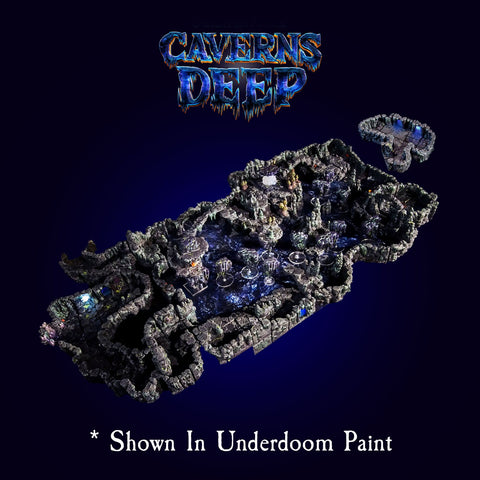 Encounter 14 - The Underdoom - Option with Standard Cavern Paint