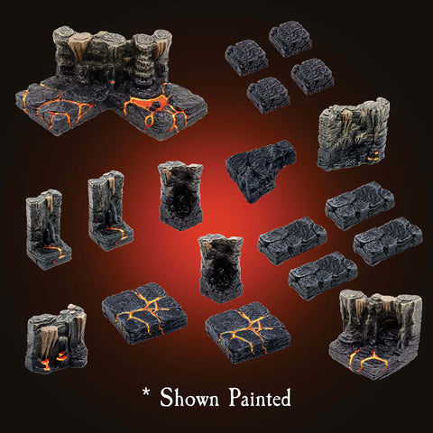 Lava Advanced Builder - Unpainted
