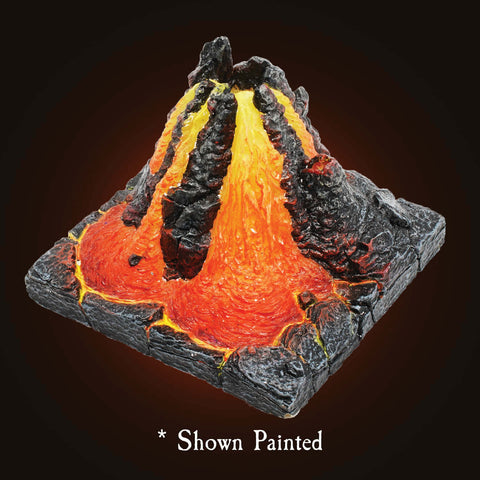 The Volcano - Unpainted