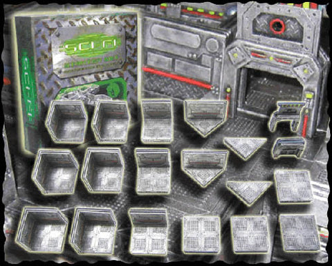 Classic Dungeon Sets – Dwarven Forge