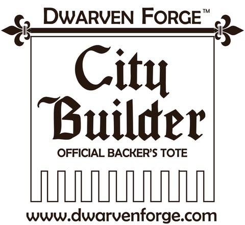 Canvas Tote Bag -  KS3 - City Builder