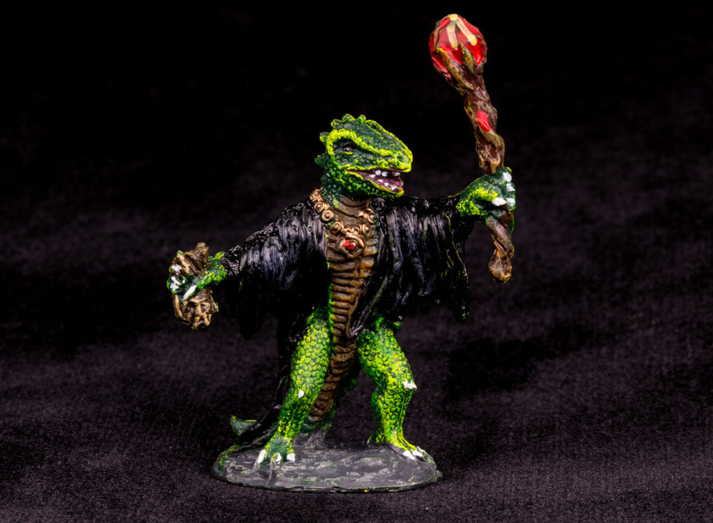 Lizardman Clan Expertly Hand Painted