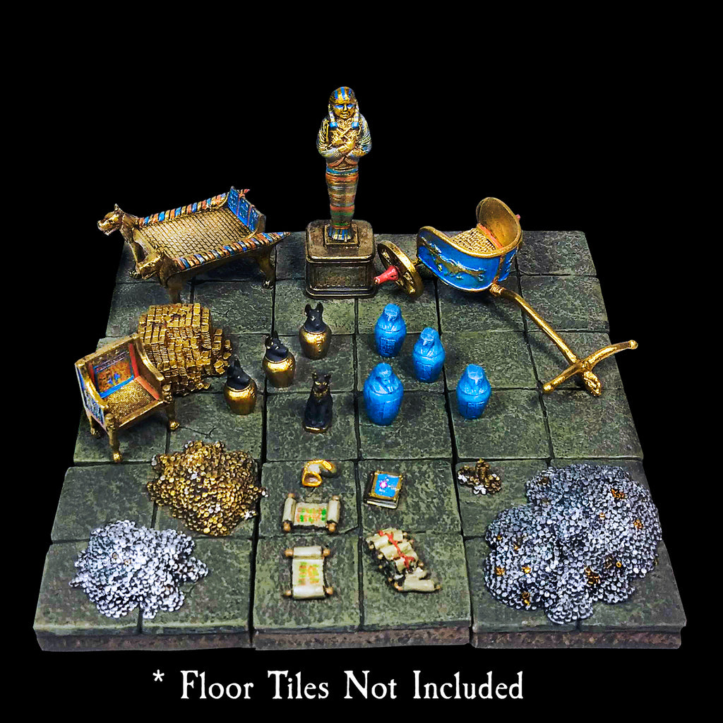 Realm of the Ancients Treasure Set (Classic Resin)