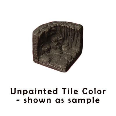 Terracotta (Tudor) Roof Add-On Pack - Unpainted