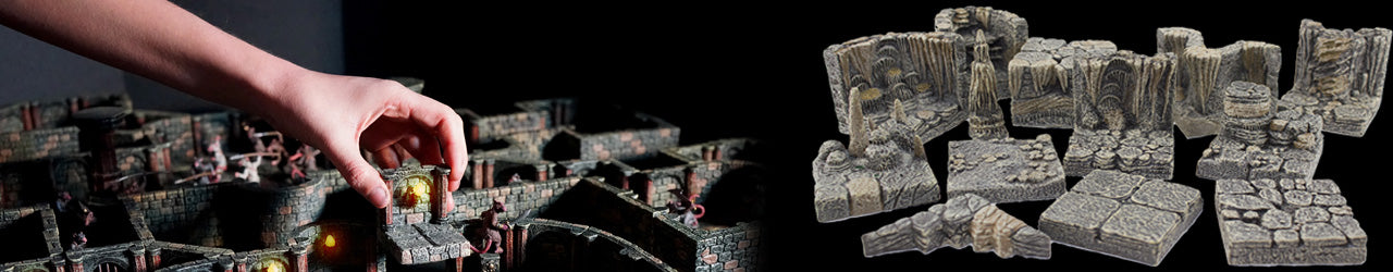 Dwarven Forge - Miniature Terrain for the gaming community