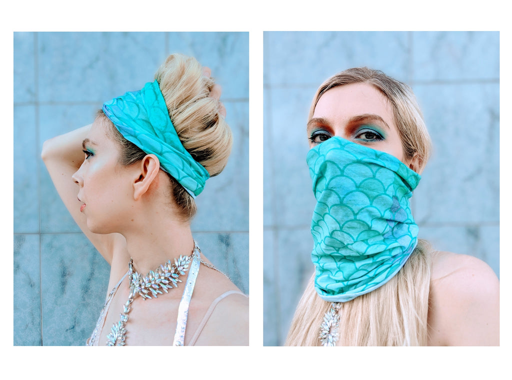 These Soft Workout Headbands Make Great Face Coverings and Hair Wraps – See All the Ways to Wear