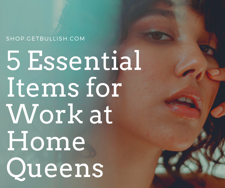 5 Essential Items for Work at Home Queens