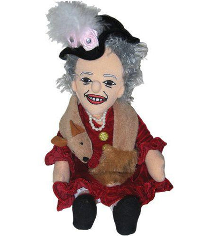 "Eleanor Roosevelt 11"" Plush Doll"