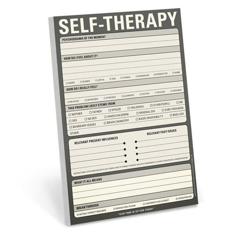 Self-Therapy Pad in Gravitas Gray