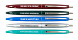 Official Employee Appreciation Pen Set | Set of 5 Motivational Pens | Bulk Discounts, No Code Needed