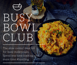 Busy Bowl Club Beta Program Meal Kit Subscription (3 Weeks)