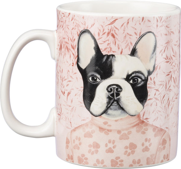 Frenchie French Bulldog Coffee Mug