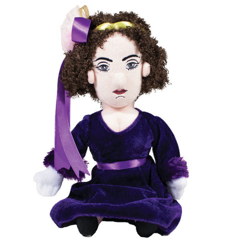 "Ada Lovelace 11"" Plush Doll"