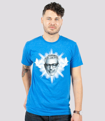 Jeff Goldblum Zen Men's T-Shirt