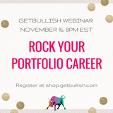 Webinar: Rock Your Portfolio Career (Recording)