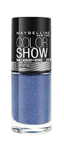 Maybelline Color Show Nail Color - Styled Out – The Bullish Store