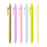 All I Do Is Win Jotter Gel Pen Set - 6 Pack in Multicolored Ink