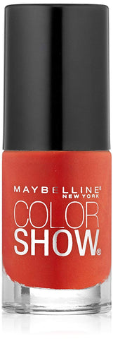 Maybelline New York Color Show Nail Lacquer - Crushed Clementine
