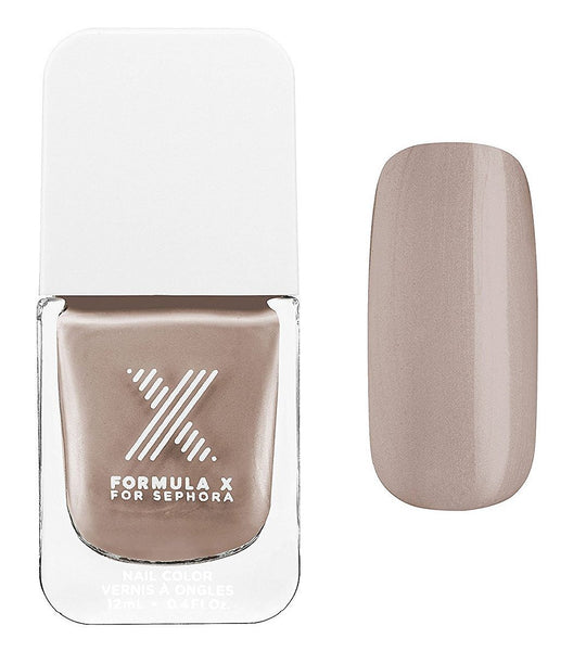 New Neutrals Formula X for Sephora Nail Polish - Supernatural in Ashen Pearl