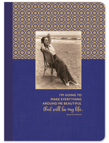 Make Everything Around Me Beautiful Notebook