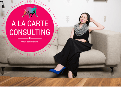 A La Carte Business Consulting with Jen Dziura
