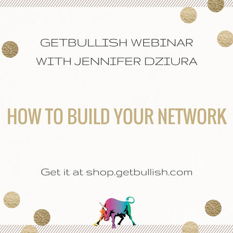 Webinar: How to Build Your Network Without Leaving The Internet