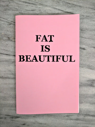 Fat is Beautiful Zine