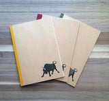 Simple Kraft Notebook