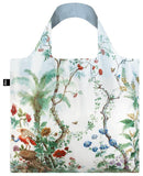 MAD Chinese Decor Tote Bag with Chinese Jungle Design in White