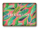 Love and Light Medium Metal Catchalls