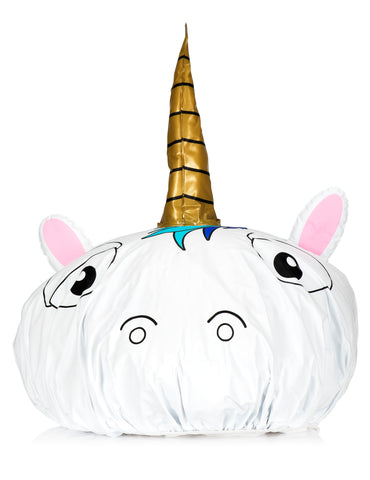 Awesome Unicorn Horn Shower Cap