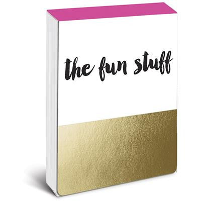 The Fun Stuff Pocket Note
