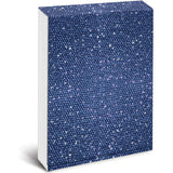 Sapphire Bling Pocket Note