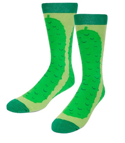 Pickle Men's Socks in Green