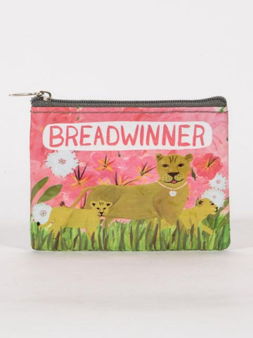 Breadwinner Lioness and Female Cubs Coin Purse