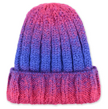 Pure Ombré Unisex Winter Hat (5 Color Options)