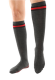 If You Can Read This Bring Some Wine Knee High Unisex Barre Socks